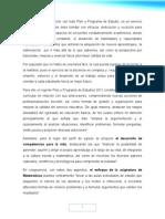 2.- Enfoques de Asignaturas Plan y Programa 2011