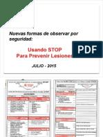 Presentación STOP Tarjeta Software