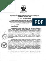 RSNAO-039-2015 Discrecionalidad Libros Electronicos