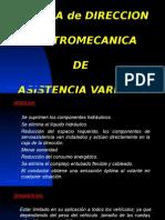 Sistema de Dirección Electromecánica de Asistencia Variable