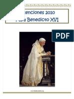 Intenciones Del Papa 2010