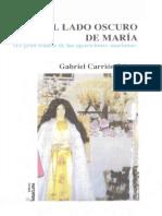 263524151 CARRION LOPEZ G El Lado Oscuro de Maria El Fraude de Las Apariciones Marianas Aguaclara Alicante 1992