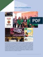 Actividades de comunicación y visibilidad del CIP