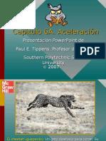 Aceleración Tippens Fisica 7e Diapositivas 06a