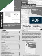 Manual Eletrificador de Cerca