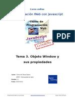 Javascript Extracto Tema3