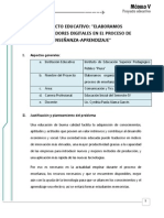 Proyecto Educativo_organizadores Digitales