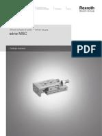 Série MSC 8-25mm