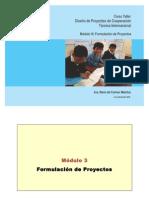 3 - Modulo 3 Formulacion de Proyectos