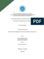 Plan de Negocios de Aceite de Sacha Inchi1