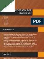 Topografia Por Radiacion...