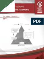 Manual Para El Ciudadano Del Modelo de Justicia Penal