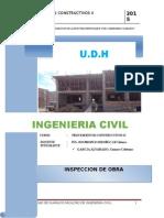 Cuarto Informe Procesos