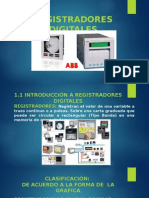 Registradores Digitales