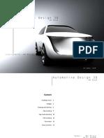 Automotive Design 3D Jelle Van Ewijk