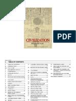 Advanced Civilization Manual