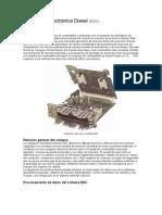 Regulación Electrónica Diesel EDC