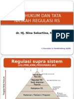 Nilai Hukum Dan Tata Naskah Dokumen Akreditasi