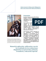 Manual Evaluaciones Diagnosticas Puebla 2015-2016