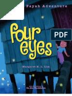 Four Eyes by Margaret H.L. Lim