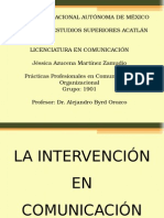 intervencion en comunicacion organizacionalguia.ppt