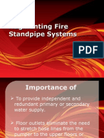 Augmenting Fire Standpipe Systems