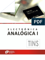 TINS Electronica Analogica I