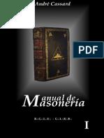 Manual de Masoneria I