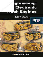 2005 CAT Engine Progrramming