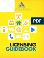 Licensing Guidebook