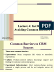 CRM Lecture