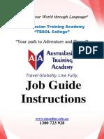 Job Guide Book 2014