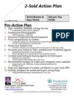 2011 Real Estate Sellers Marketing Plan Portland Oregon