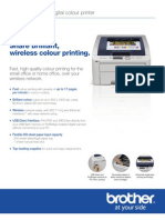 HL-3070CW Digital Colour Printer