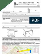 Ficha Expositores FIL AQP 2015