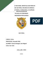 Monografia de gases ideales