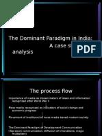 India and Dominant Paradigm