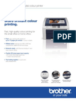 HL-3040CN Digital Colour Printer