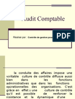 Audit Comptable