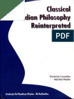 Lysenko - Classical Indian Philosophy Reinterpreted - 2007