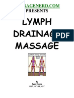 Lymph Drainage Massage