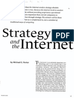 Strategy & the Internet; Porter