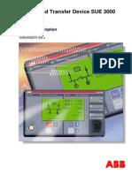 ABB HSTD SUE 3000 Product Description
