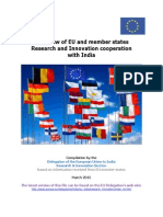 Overview of EU and Member States Cooperation Opportunities-2015
