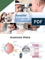 Presentasi Keratitis