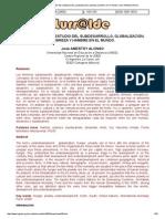 Aproximación Al Estudio Del Subdesarrollo, Globalización, Pobreza y Hambre en El Mundo _ Jose Amestoy Alonso