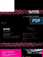 Presentation du Satis 2010