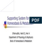 Microsoft PowerPoint - Supporting System for Homeostasis & Metabolism [Compatibility Mode]