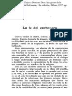 1.5 La Fe Del Carbonero
