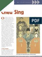Mitologia - o Deus Cheu Sing